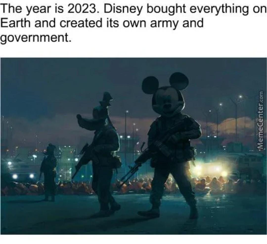 Disnet - meme