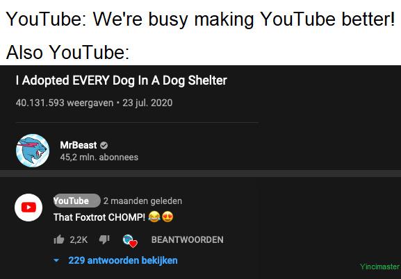 YouTube plz - meme