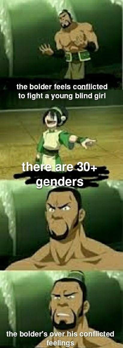The bolder - meme