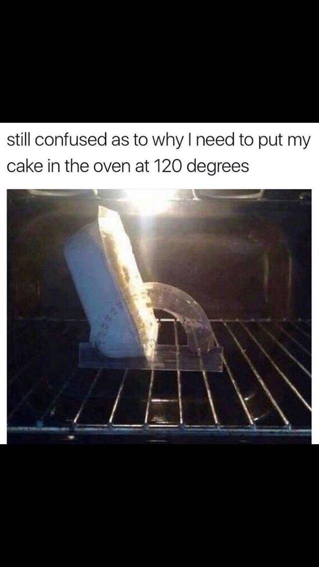 I dont degree - meme