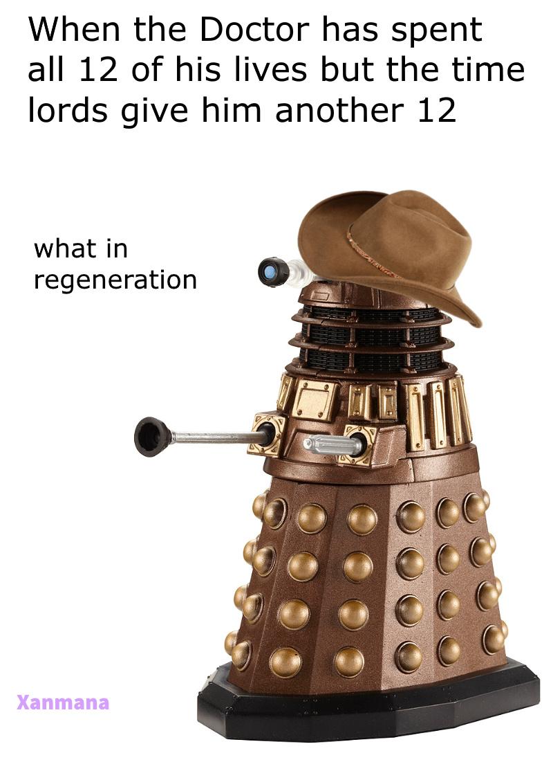 Exterminate - meme