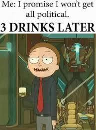 Rick and Morty - meme