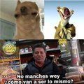 No manches we