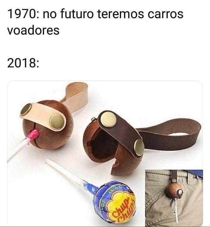 Atualizo para 2019 - meme