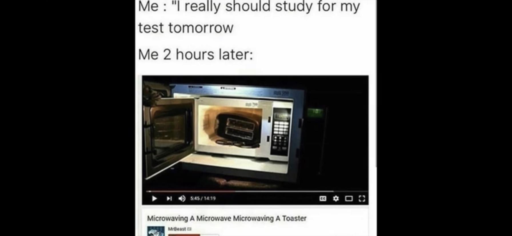 Toster - meme