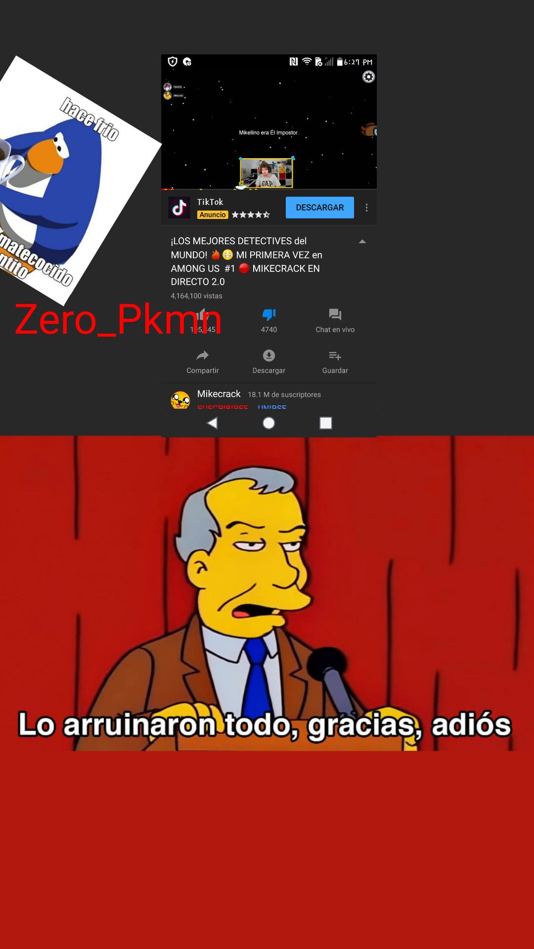 Porongacrack - meme
