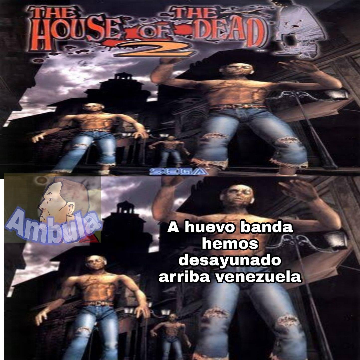Venezuela sin hambre - meme