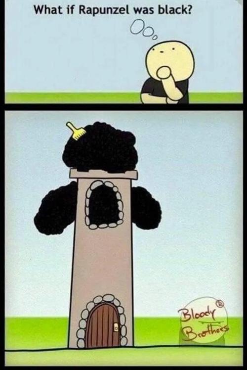 Remake Rapunzel by Disney - meme