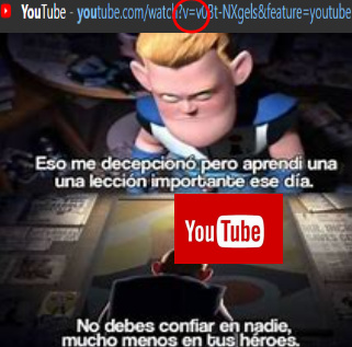 YOUTUBE PAPULINCE :ffuuu: no puede ser, youtube es papulince - meme
