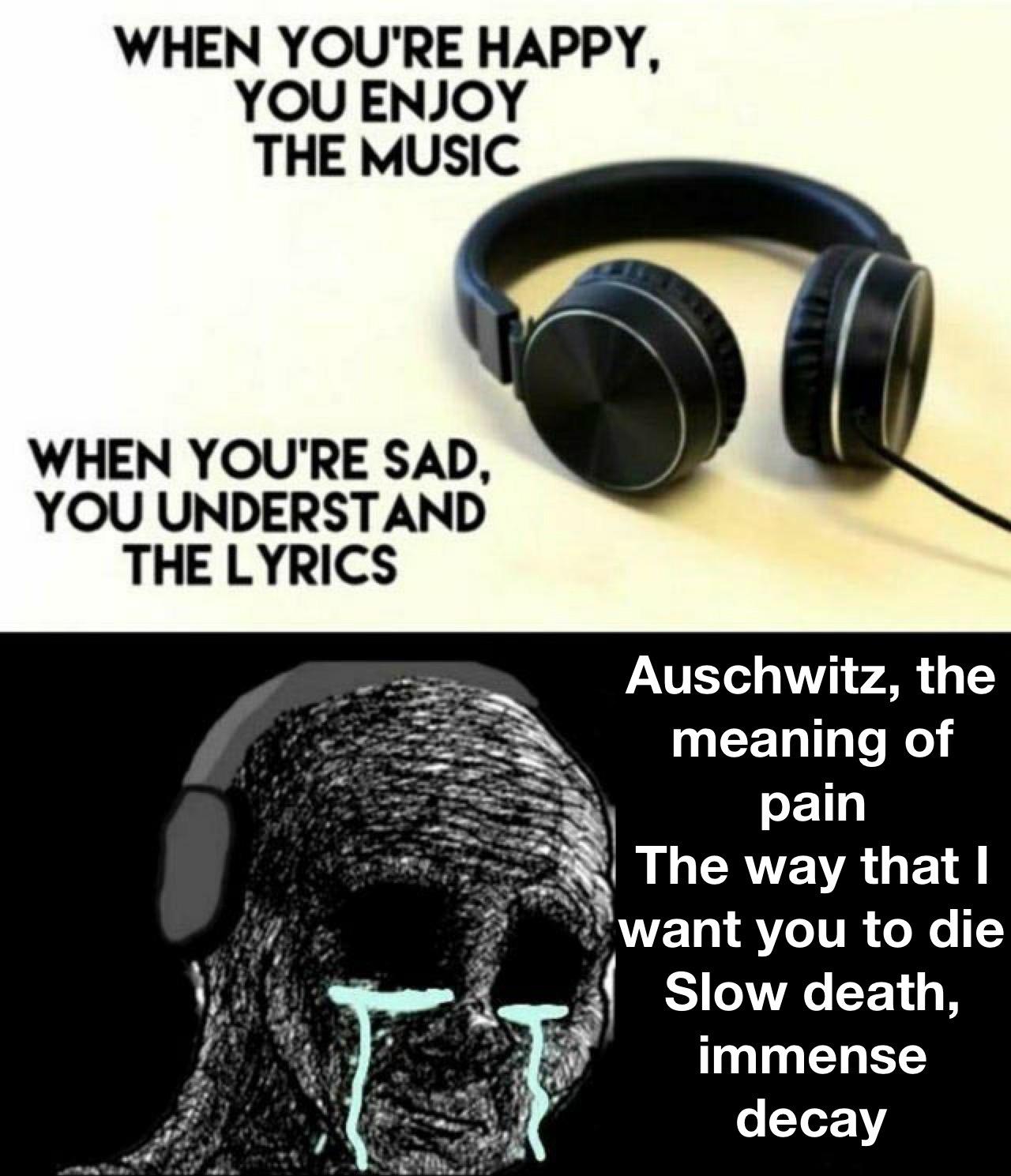 FUCKIN' SLAYERRRRRRR! \m/ - meme
