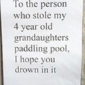 Notes Left Behind - A grandparent's wrath knows no bounds!