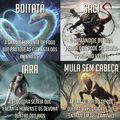 Mitologia Brasileira kkkk