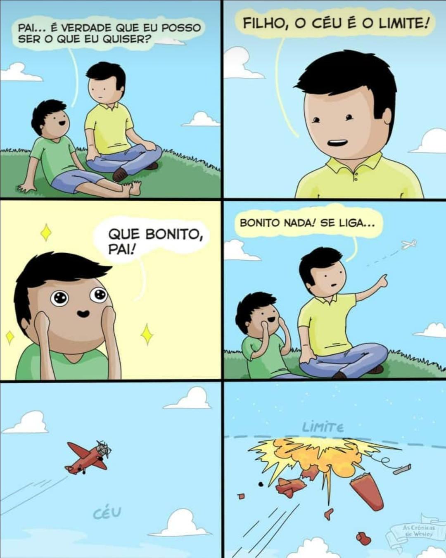 Maça - meme
