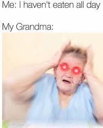 GRANDMA LIFE - meme