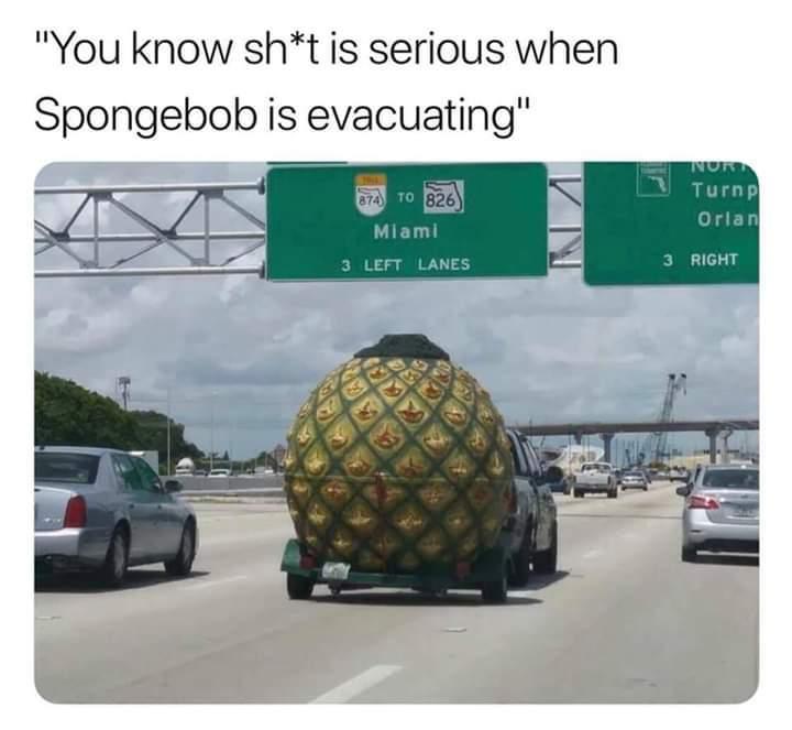 Hurrikane - meme