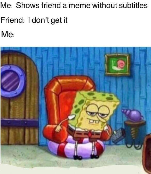 Fuck outta here casual! - meme