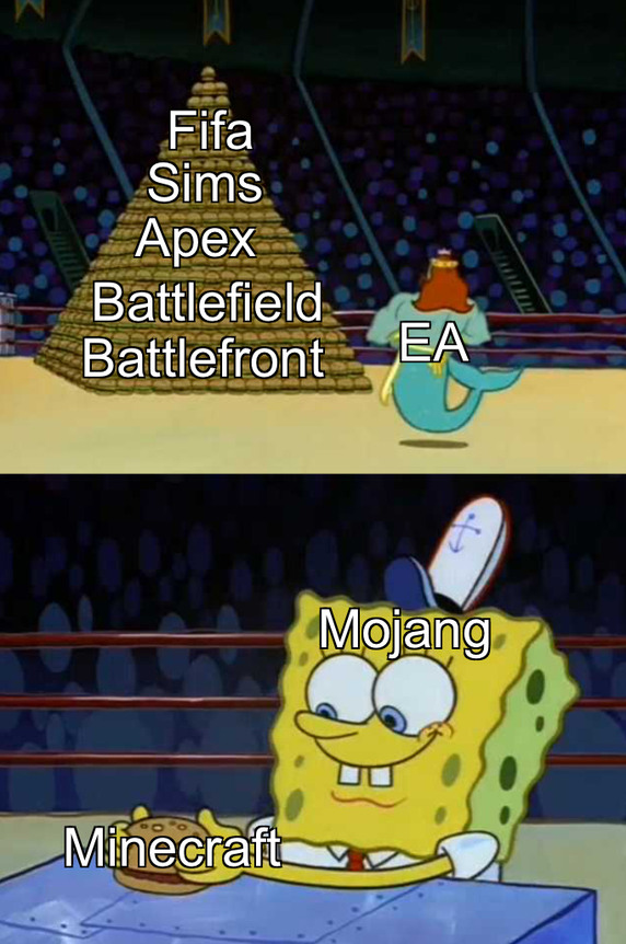 EA sucks - meme