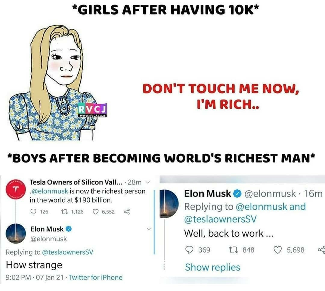 Priez pour Elon - meme