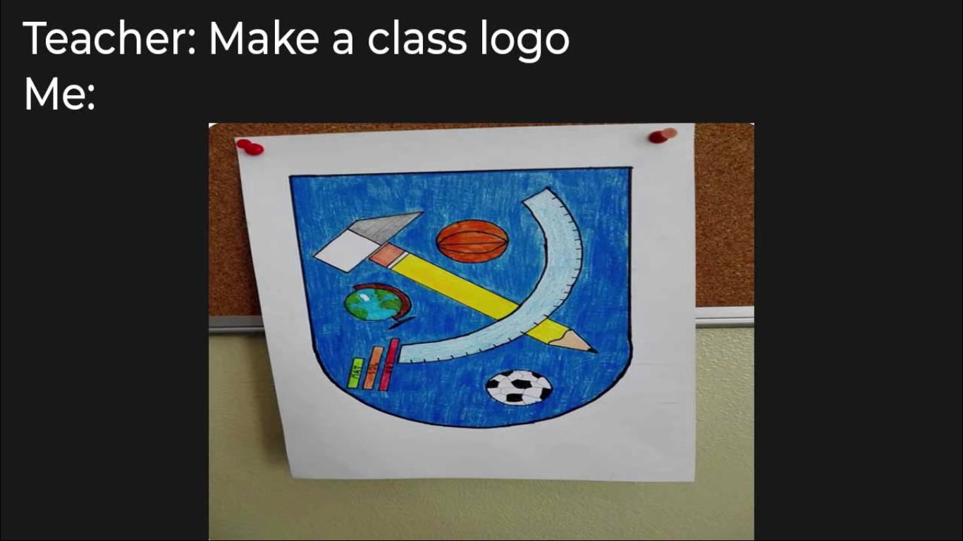 schoolastic communism - meme