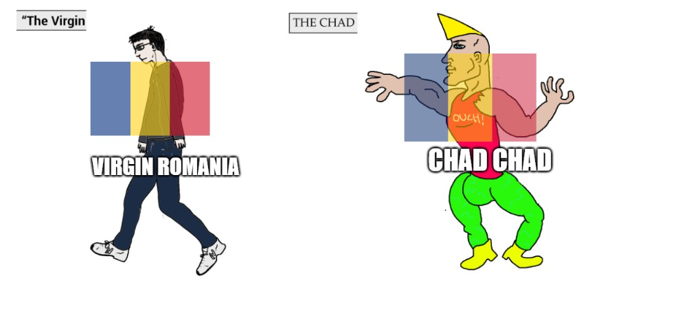 CHAD CHAD - meme
