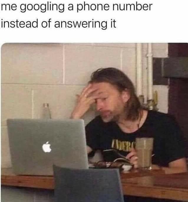 The best caller id - meme