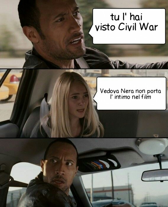 Capitan america civil war - meme