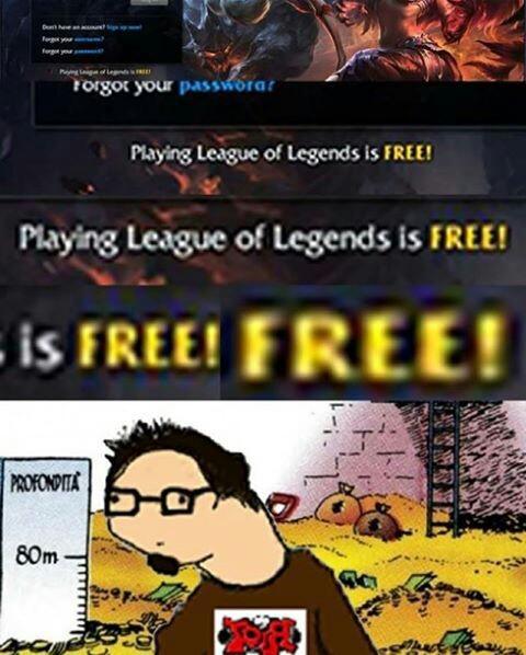 Pour les joueurs de LoL - meme