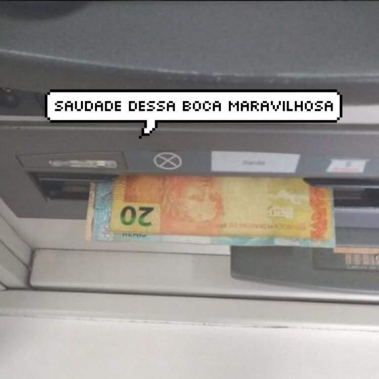 Ohh saudade... - meme