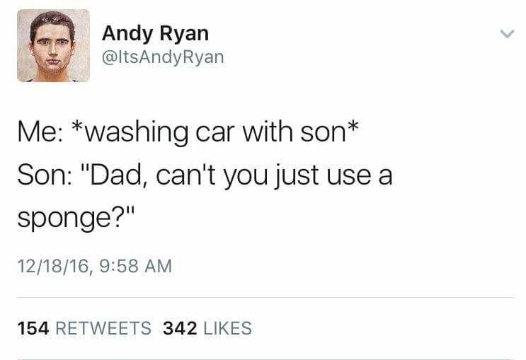 Good dad - meme