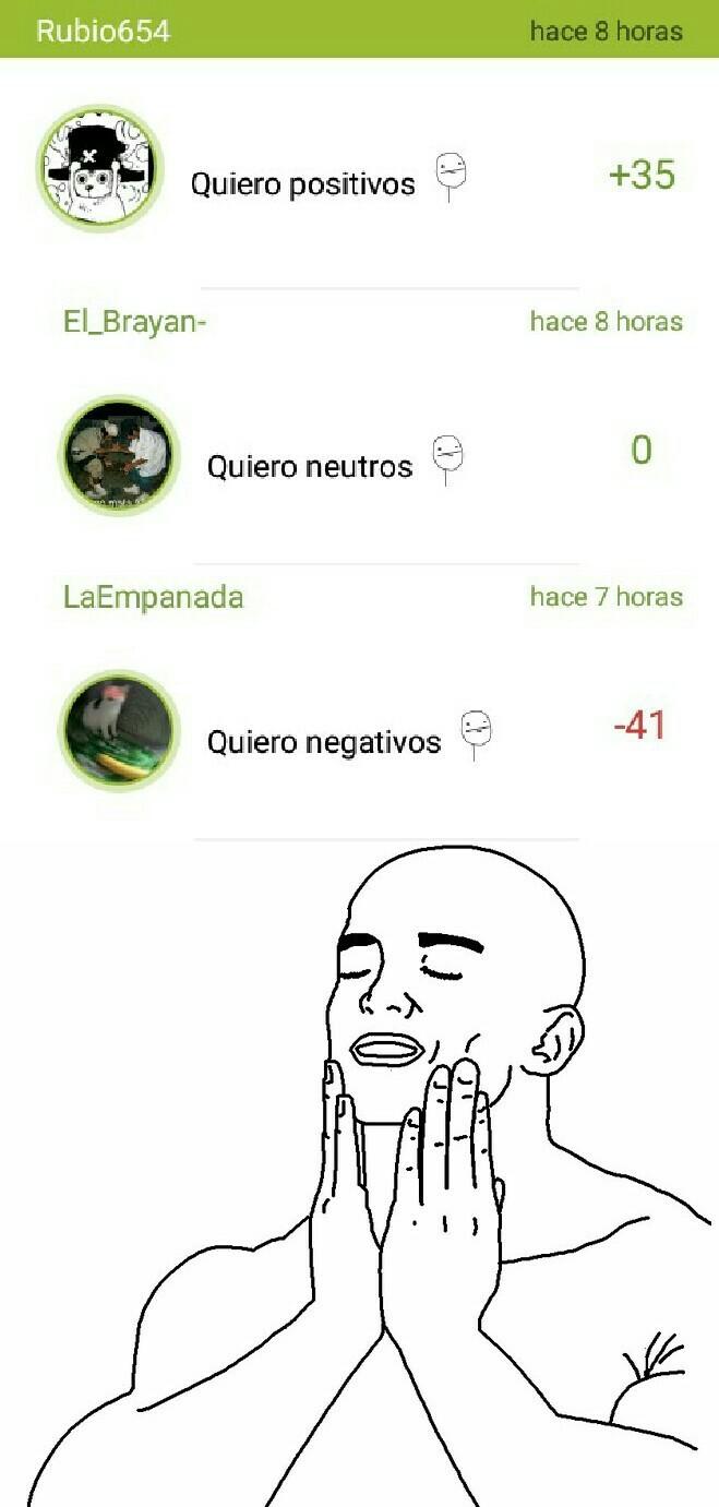 tan... perfecto - meme