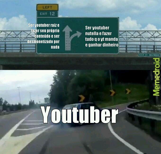Apenas uma critica - meme