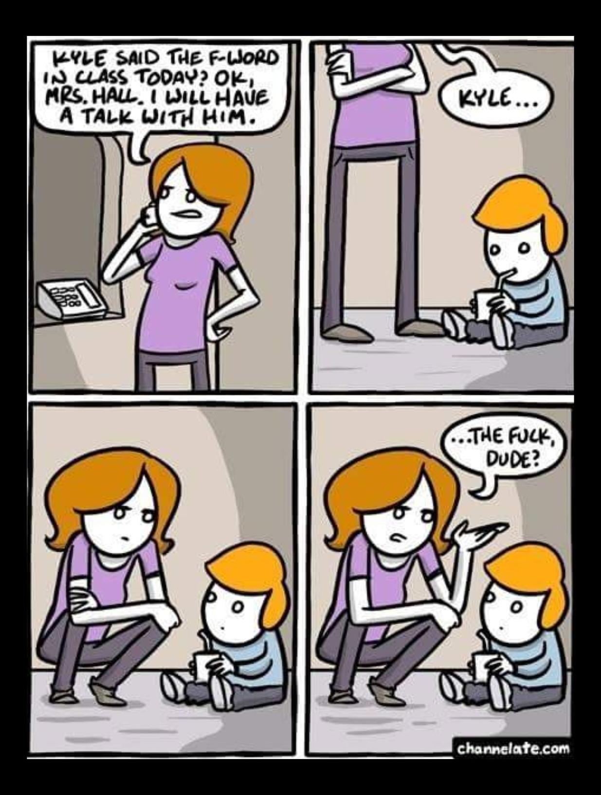 Yup. This is me.... Both versions. Lol - meme