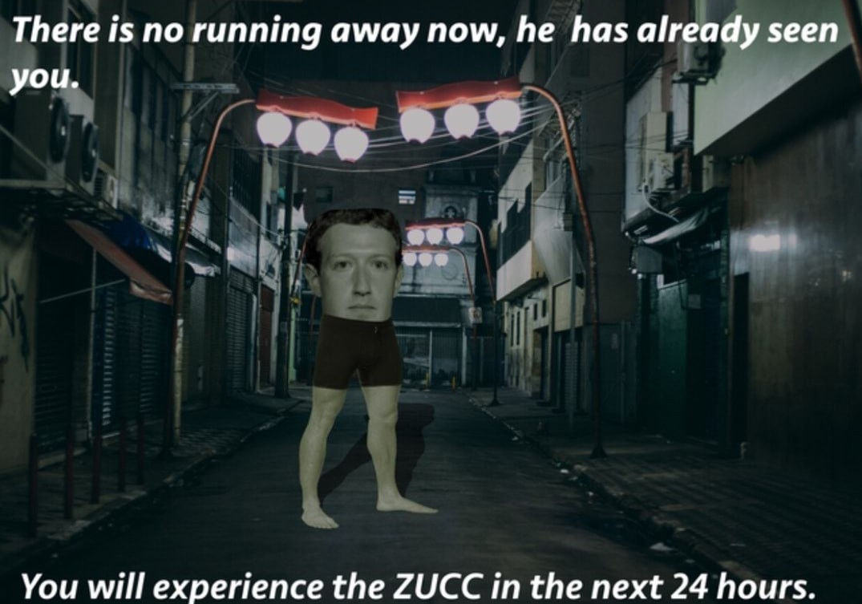 Z U C C - meme
