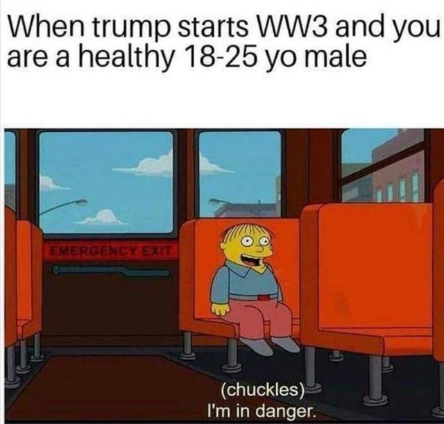 More WW3 memes