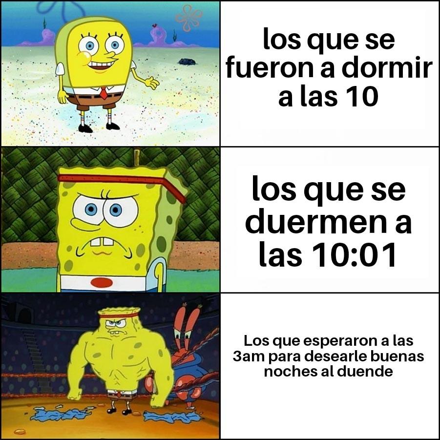 M DE MACHO - meme