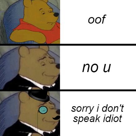 comebacks - meme