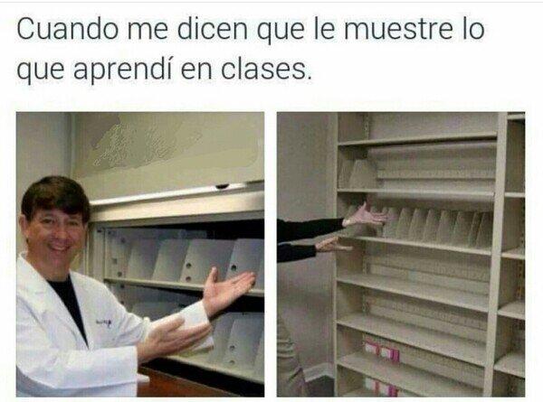 Clases - meme