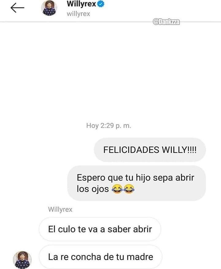 Willy ese vocabulario - meme