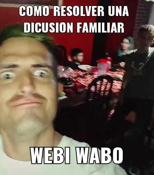 LA PUSE LA PUSE EN LA VIEJA - meme
