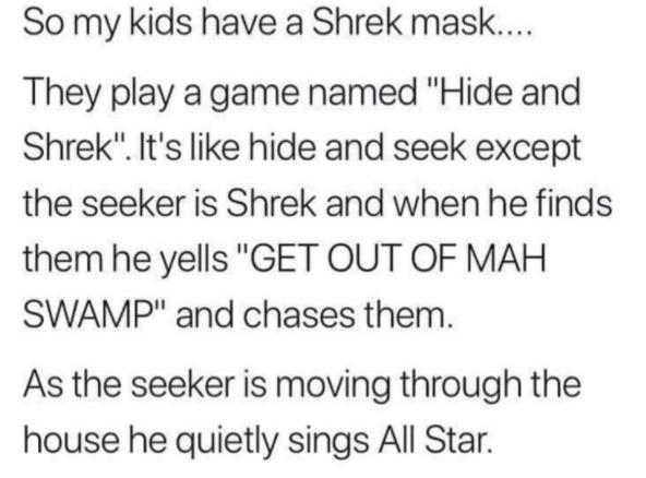 Shrek is life - meme