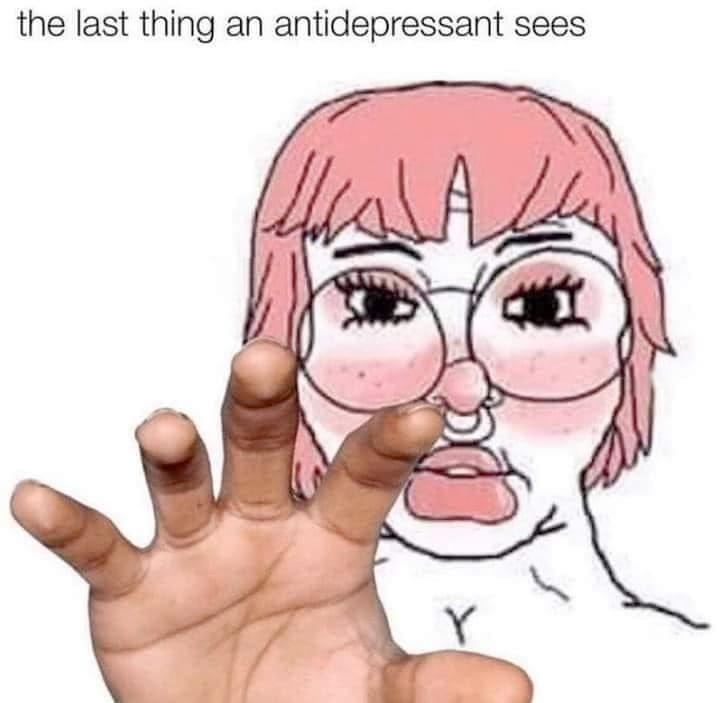 E-girl  - meme