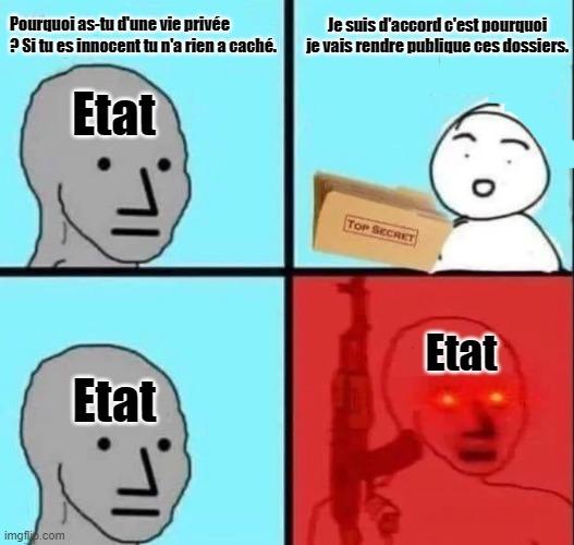 C'est pas faux - meme