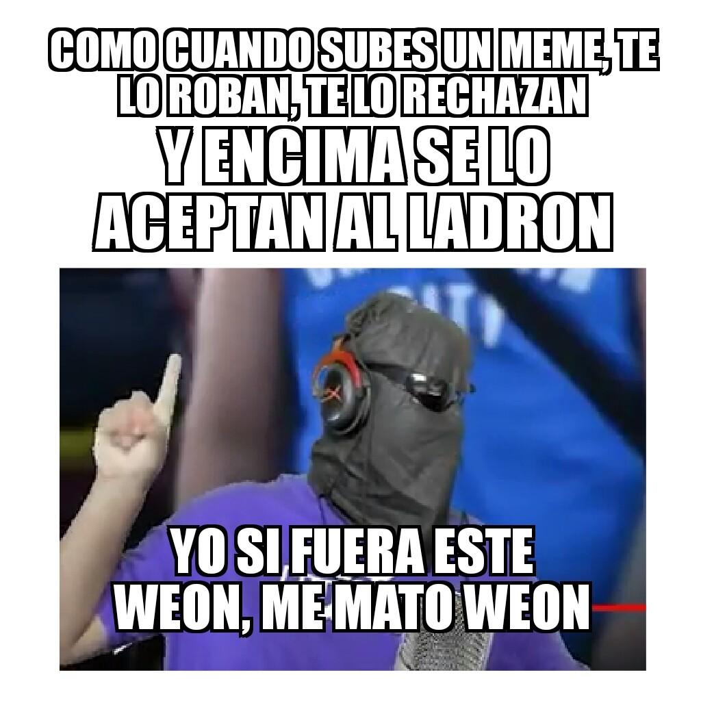 Me m4to - meme