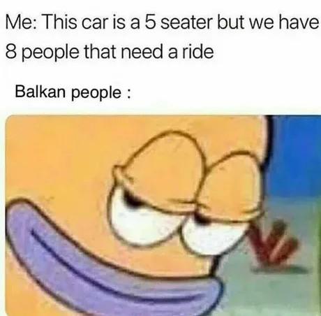 Especially Russians - meme