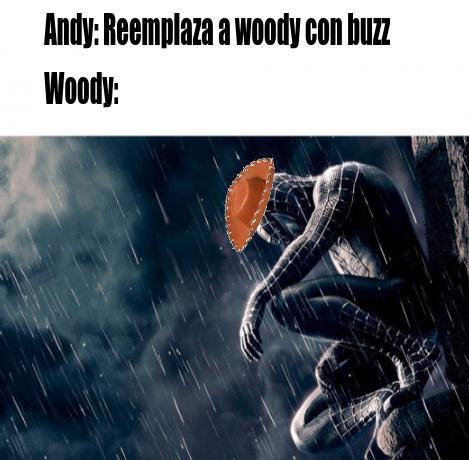 Woody :( - meme