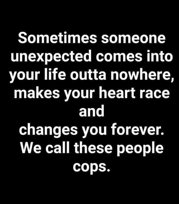 The cops - meme