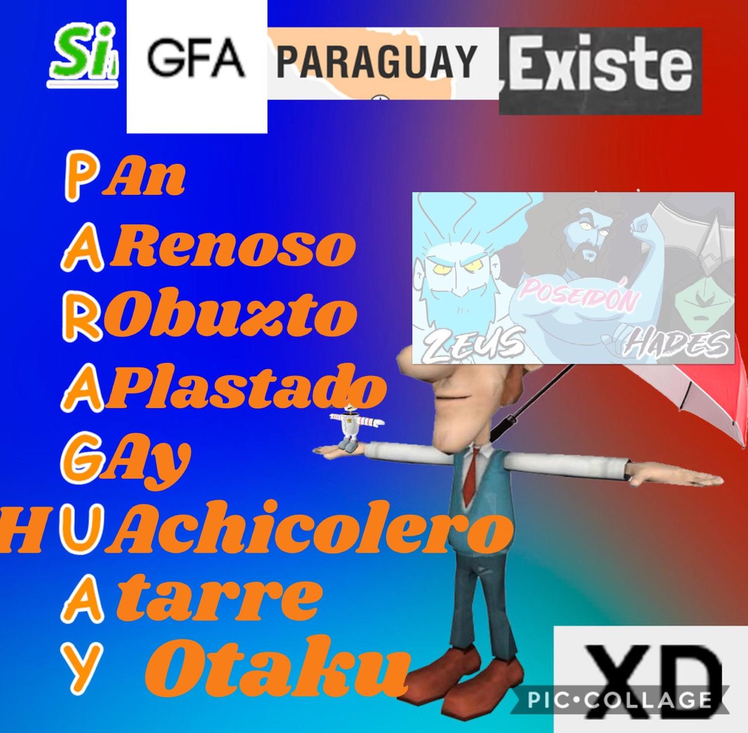 P.a.r.a.g.u.a.y. - meme