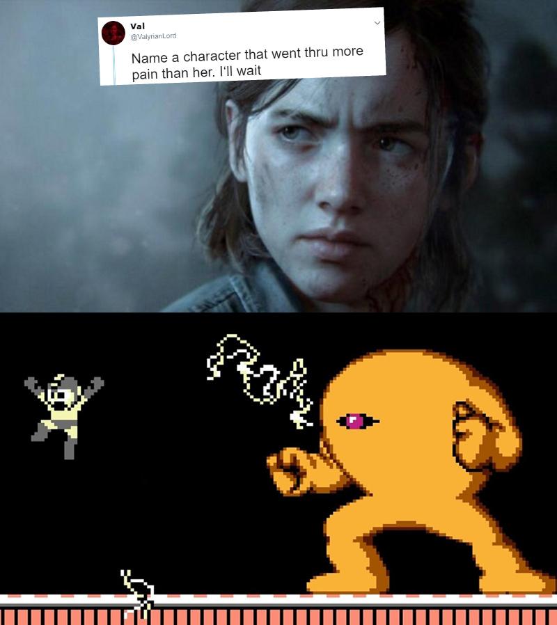 Debo admitir que sufrí mucho mi primera vez contra yellow devil - meme