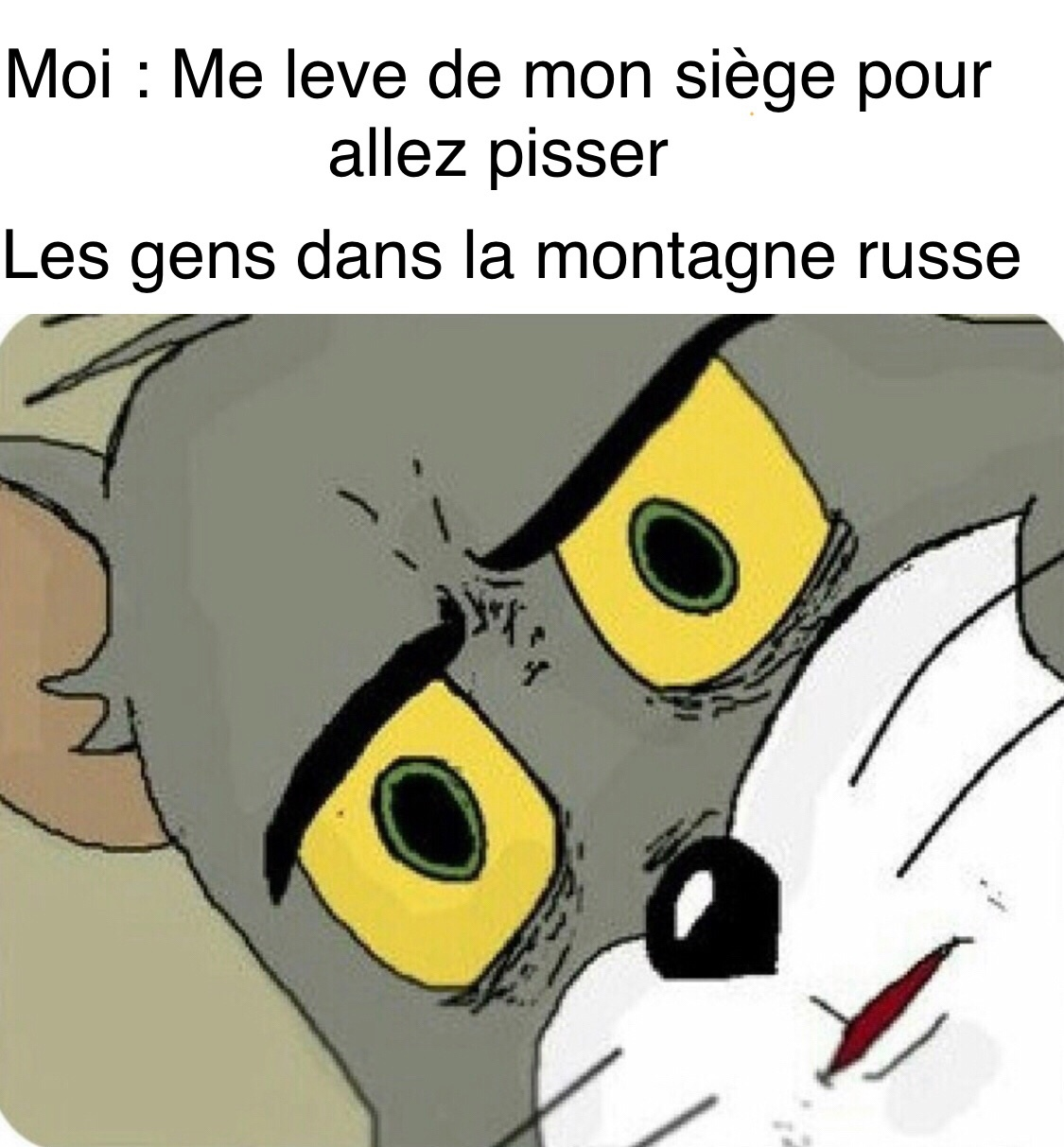 salut mon pote ( ; - meme