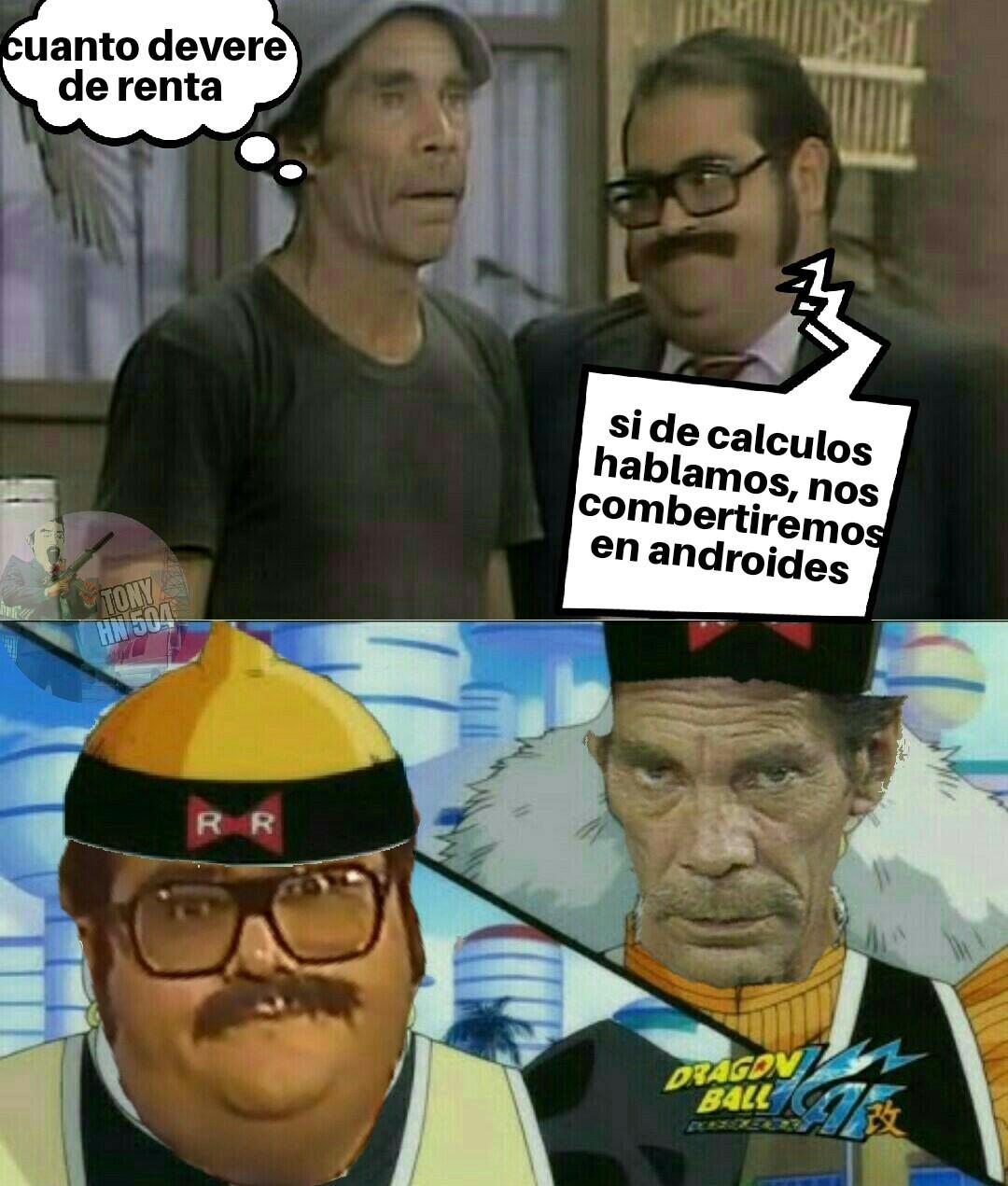 Es Un meme con mucho cariño y respeto a estas leyendas del Humor latino